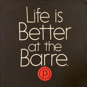 Pure Barre Tops - pure barre - life is better - tank